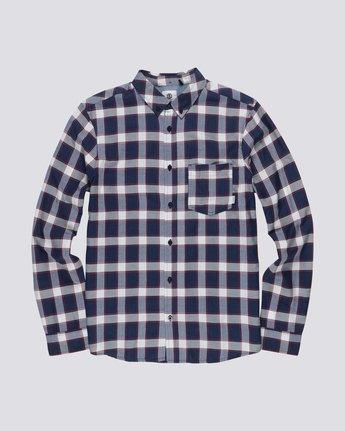 0 Glasgow Long Sleeve Shirt  M569SEGL Element