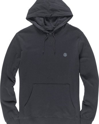 4 Layer Hoodie Black M606TECF Element