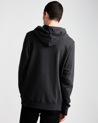 3 Layer Hoodie Black M606TECF Element