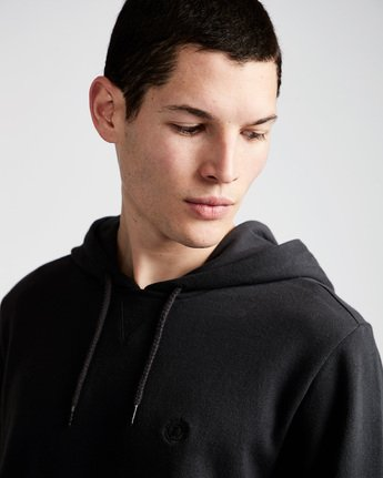 2 Layer Hoodie Black M606TECF Element