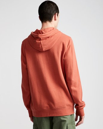 3 Joint Hoodie Red M614TEJH Element