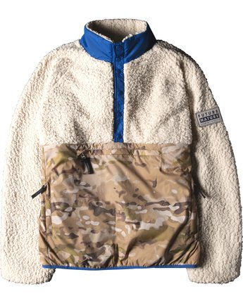 7 Mountain Sherpa Jacket  M614VEGM Element