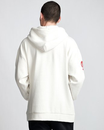 4 Primo Big Hoodie White M629VEPB Element