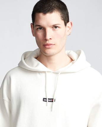 2 Primo Big Hoodie White M629VEPB Element