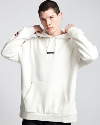 3 Primo Big Hoodie White M629VEPB Element