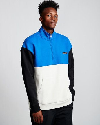 0 Primo Qtr Zip Blue M632WEPQ Element