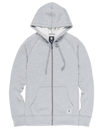 1 HORIZON ZIP Grey M636VEHZ Element