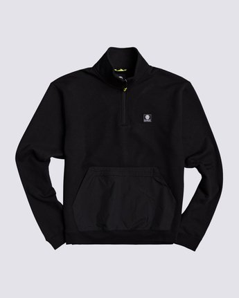 0 FTN Team Track Fleece Blue M6373EFT Element