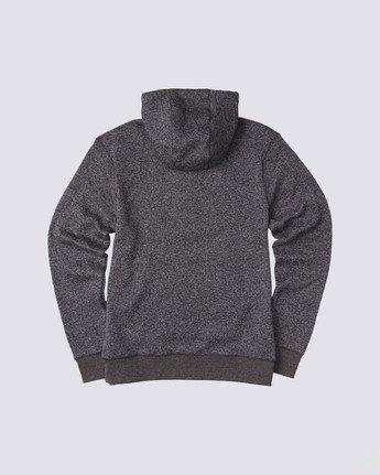 1 Highland Henley Shirt Black M641VEHI Element