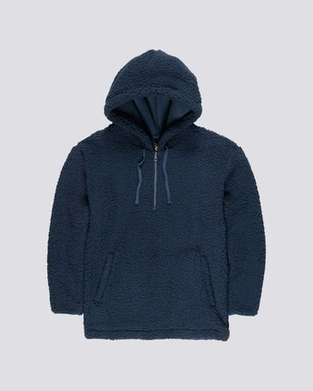0 Big Shearling Po Blue M642WEBS Element
