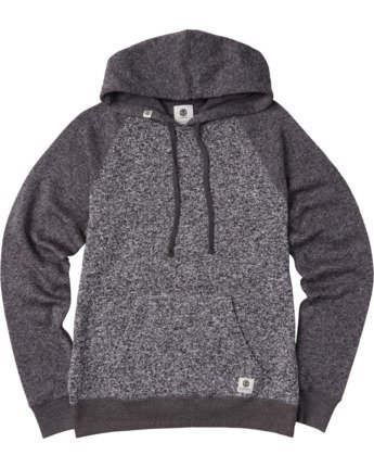 2 Rising Hoodie Grey M6533ERH Element