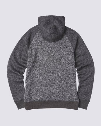 1 Rising Hoodie Grey M6533ERH Element