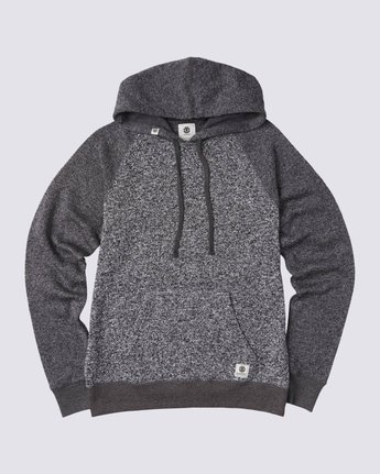 0 Rising Hoodie Grey M6533ERH Element