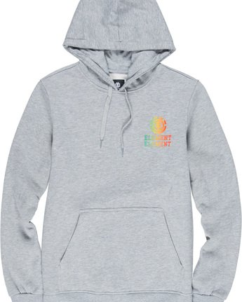 5 Drop Hoodie Grey M653VEDR Element
