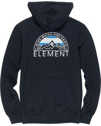6 Odyssey Hoodie Blue M653VEOD Element