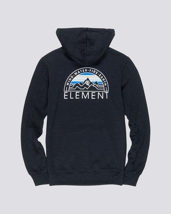 1 Odyssey Hoodie Black M653VEOD Element