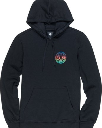 5 Seal Gradient Hoodie Blue M656VESG Element