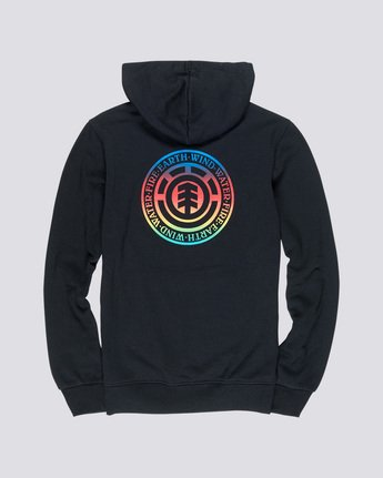 1 Seal Gradient Hoodie Blue M656VESG Element