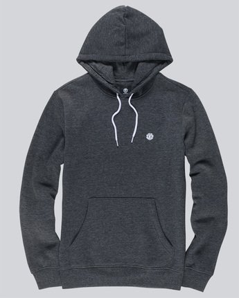0 Cornell Classic Hoodie Grey M661VECH Element