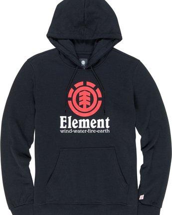 1 Vertical Hoodie Blue M663VEVH Element