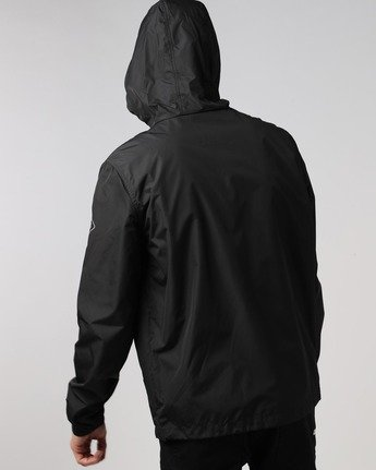 4 Alder Travel Well Jacket Black M722QEAT Element