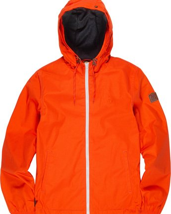 1 Alder Jacket Orange M726QEAL Element