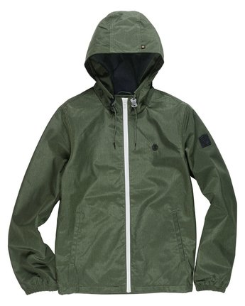 1 Alder Jacket Multicolor M726QEAL Element