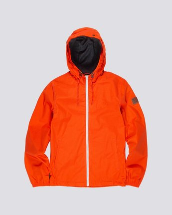 0 Alder Jacket Orange M726QEAL Element