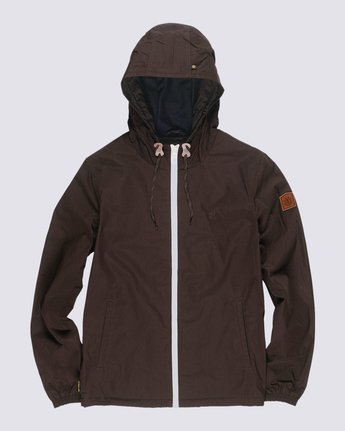 0 Alder Jacket Brown M726QEAL Element