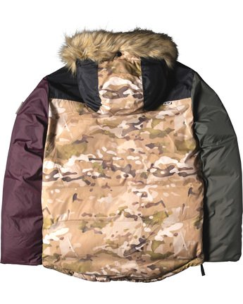 10 Bearskin Jacket  M730VEGB Element