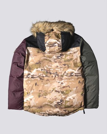 2 Bearskin Jacket  M730VEGB Element