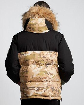 6 Bearskin Jacket  M730VEGB Element