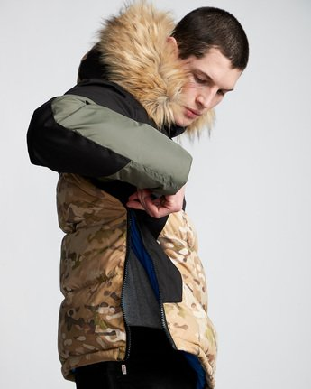 7 Bearskin Jacket  M730VEGB Element