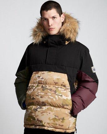 3 Bearskin Jacket  M730VEGB Element