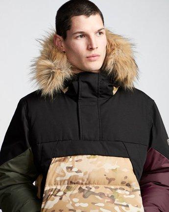5 Bearskin Jacket  M730VEGB Element