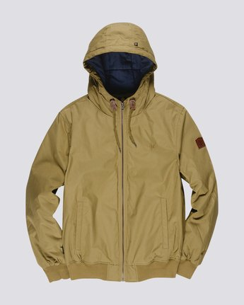 1 Dulcey Jacket Brown M731QEDU Element