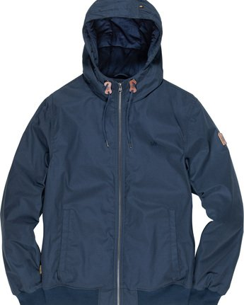 1 Dulcey Jacket Blue M731QEDU Element