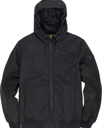 1 Dulcey Jacket Blue M731QEDU Element