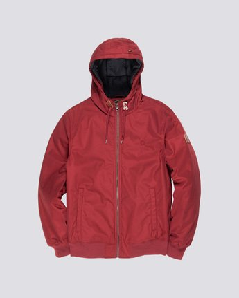 0 Dulcey Jacket Red M731QEDU Element