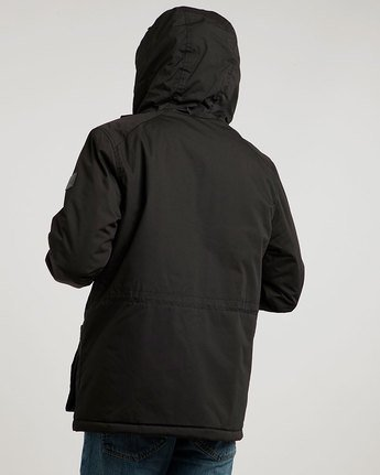 4 Valdez Jacket Black M733QEVA Element