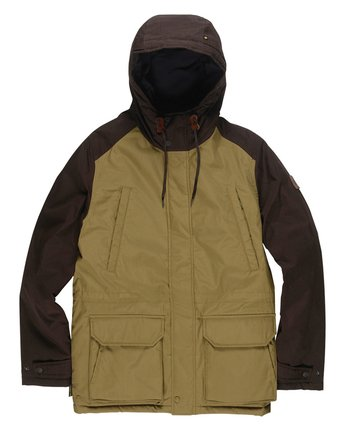 1 Valdez 2 Tones Jacket  M743QEV2 Element