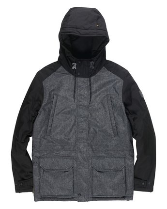 1 Valdez 2 Tones Jacket Black M743QEV2 Element