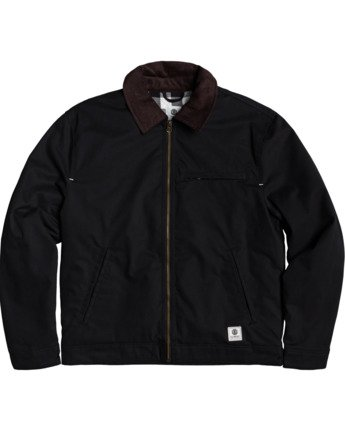 1 Craftman Zip Jacket Blue M7513ECZ Element