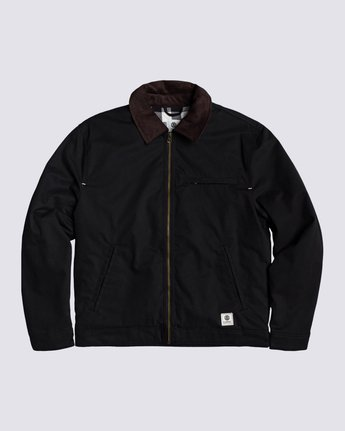 0 Craftman Zip Jacket Blue M7513ECZ Element