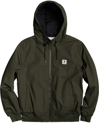 1 Dulcey Jacket Green M7543EDU Element