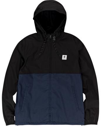 2 Alder Two Tones Jacket Blue M7563EAT Element