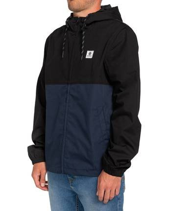 1 Alder Two Tones Jacket Blue M7563EAT Element