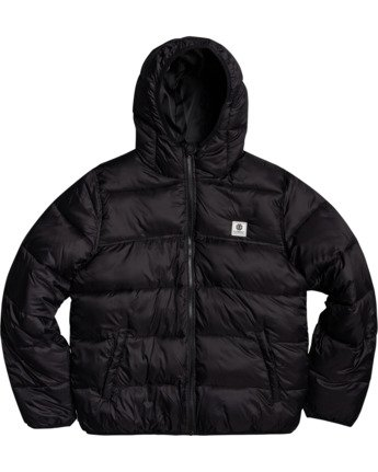 1 Alder Avalanche Puffer Jacket Blue M7584EAA Element
