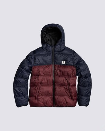 0 Alder Avalanche Puffer Jacket Multicolor M7584EAA Element