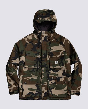 MOUNTAIN PARKA  M7613EOV